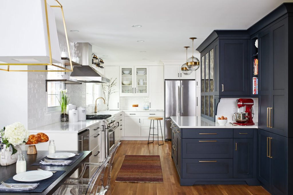 Custom kitchen remodeling in DC, MD & VA